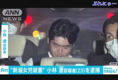 小林遼 前科 経緯